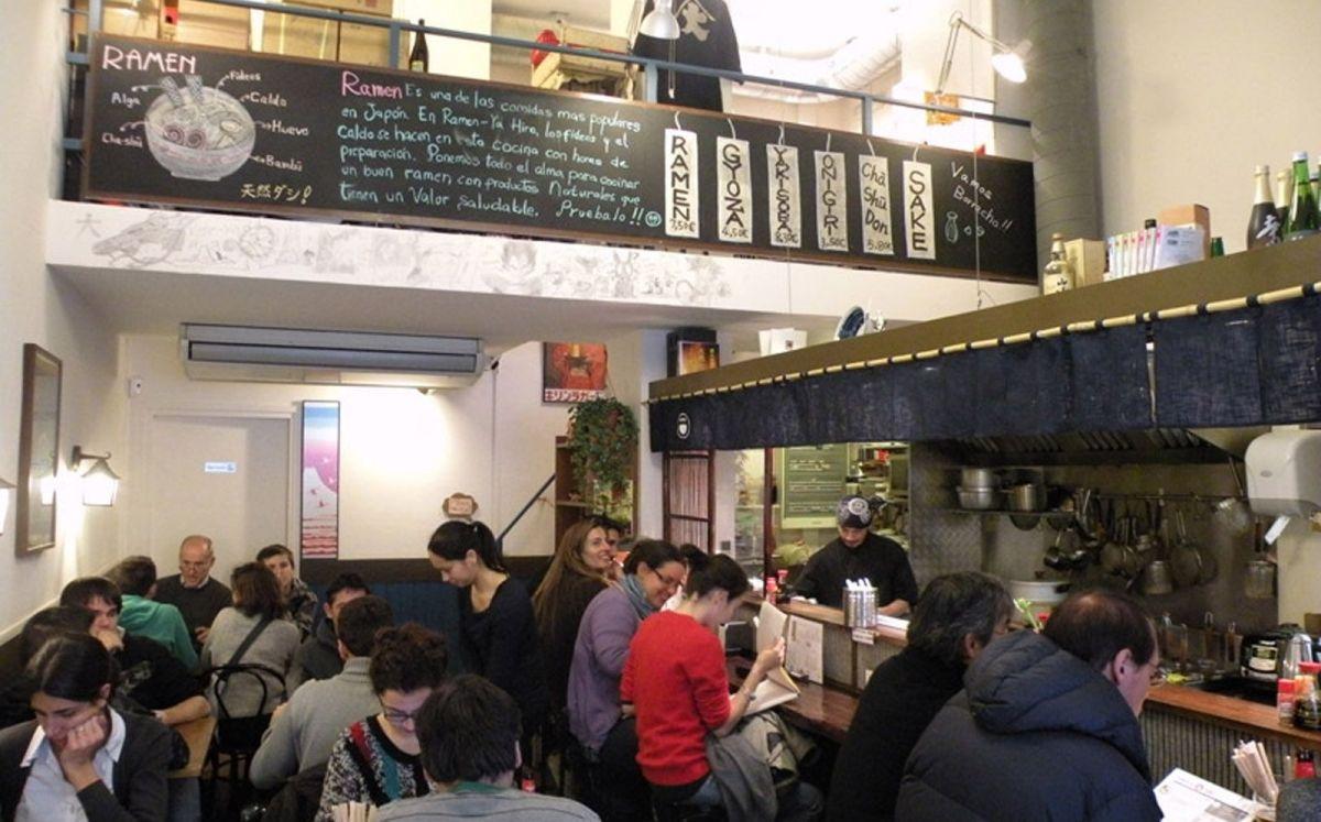 El restaurant Ramen-Ya-hiro