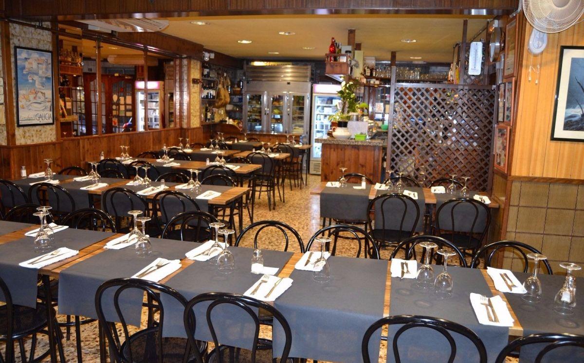El restaurant Escairon
