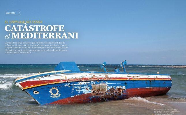 Article del número de juny de la revista 'Argo'