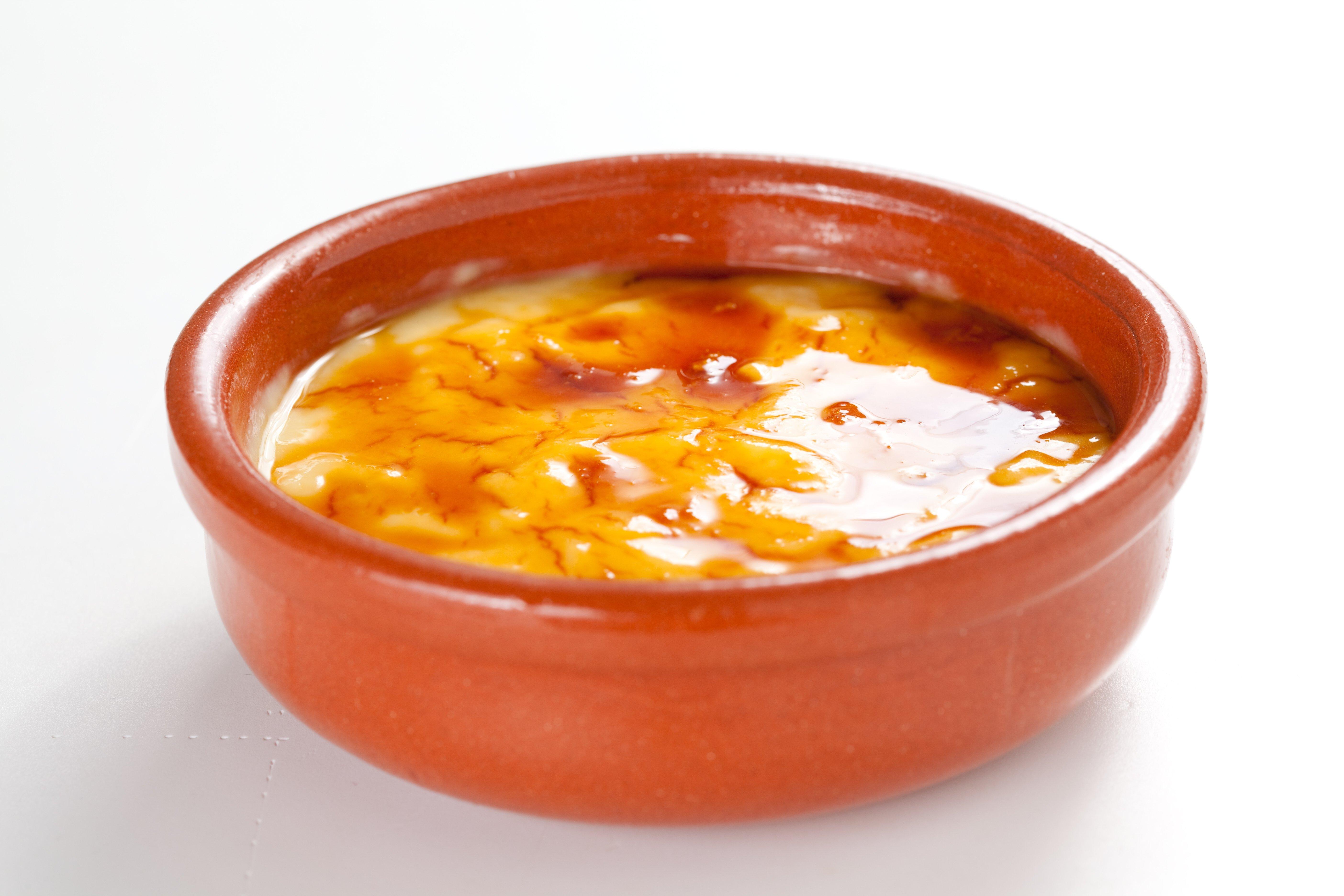 La clàssica crema catalana