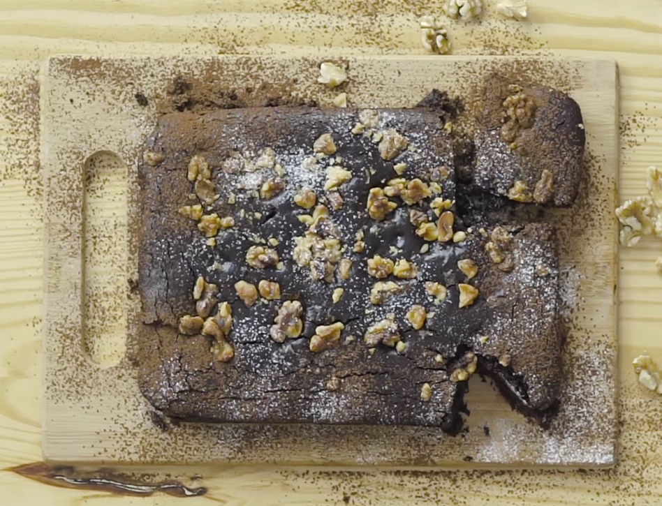 'Brownie' vegà