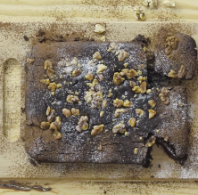 Brownie vegà