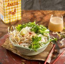 Pho (Sopa vietnamita) de pollastre