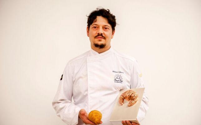 Albert Roca fa el millor croissant artesà de mantega