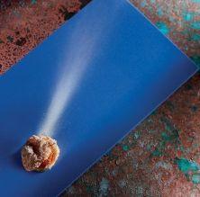 El cometa halley: croqueta de bacallà