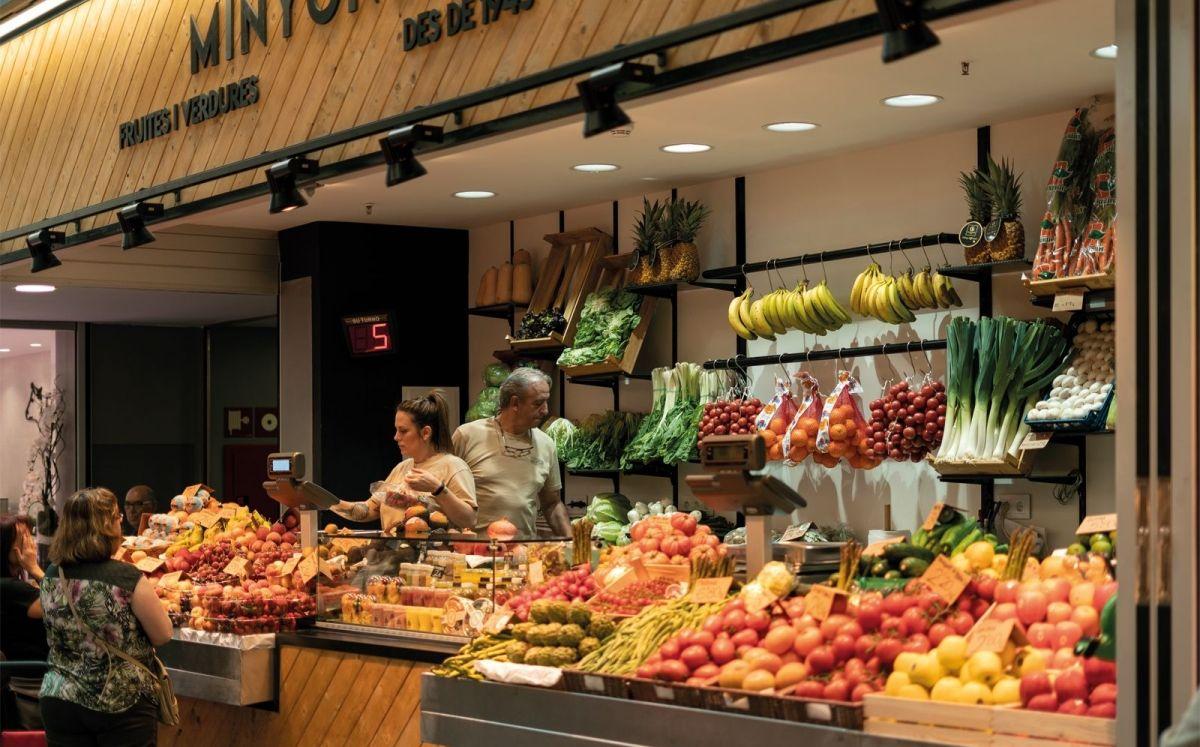 Fruites i verdures Minyonet