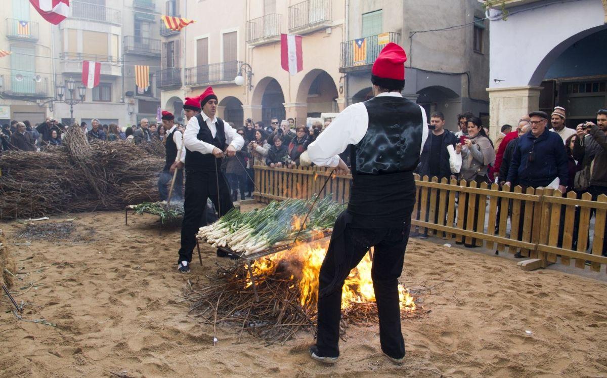 Festa dels calçots de Valls