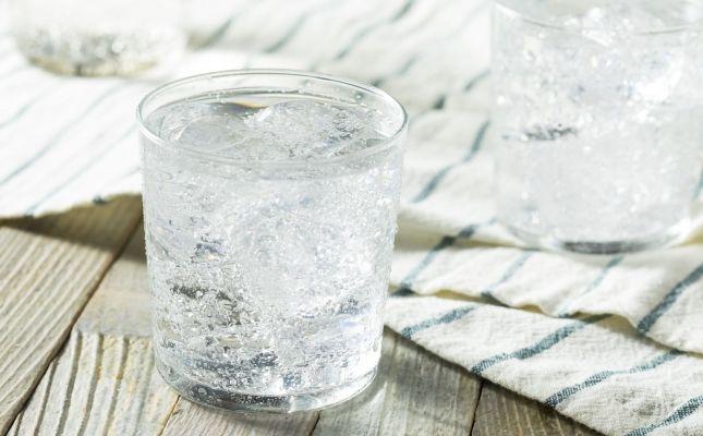 Aigua amb gas