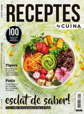 Portada Receptes by CUINA número 5