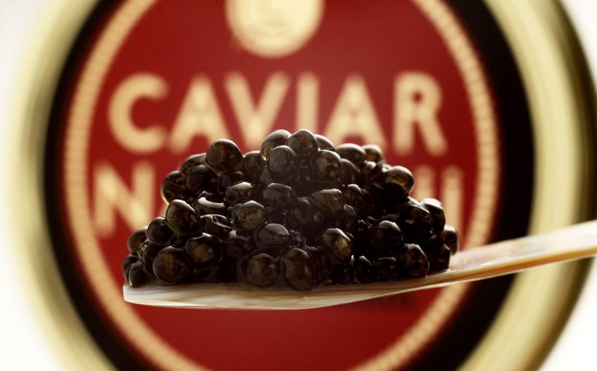 Cullerada de caviar