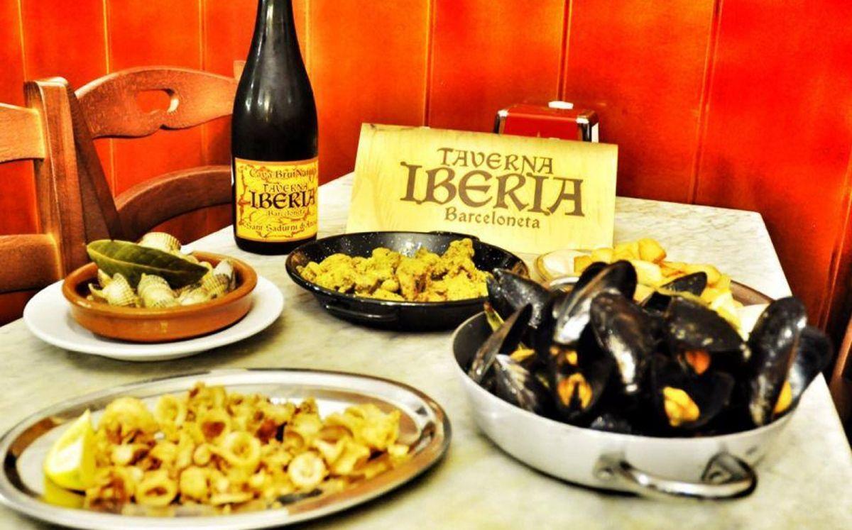 Taverna Iberia
