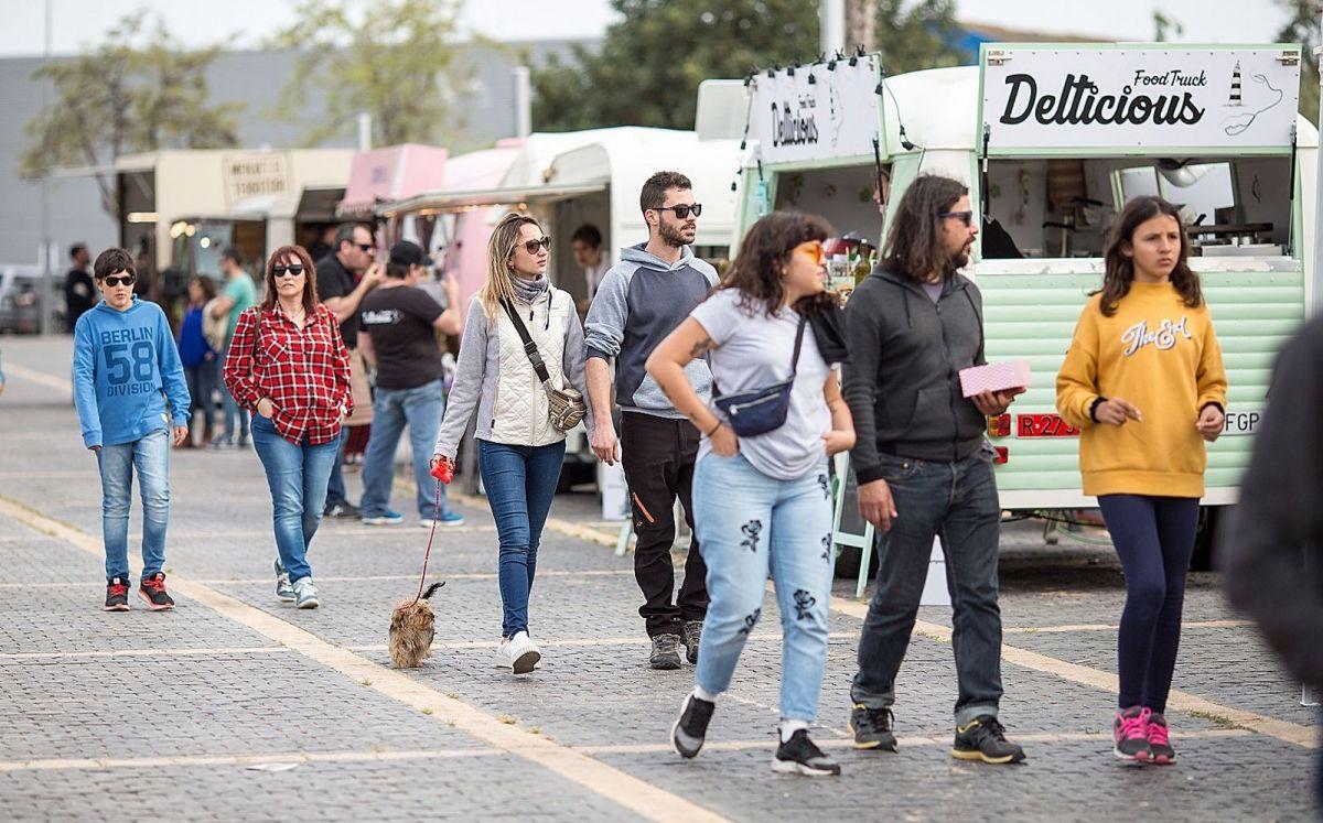 Festival Food Trucks