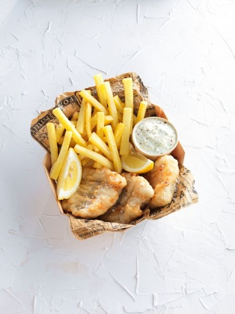 'Fish and chips'