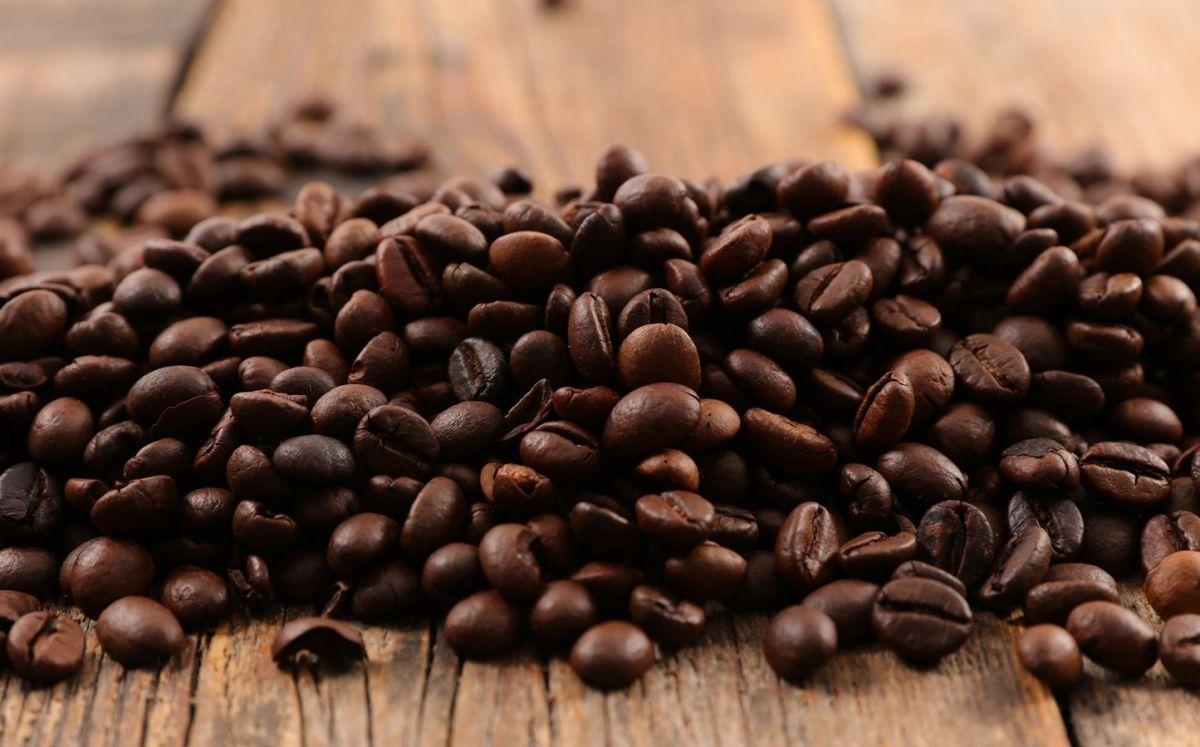 Grans de cafè