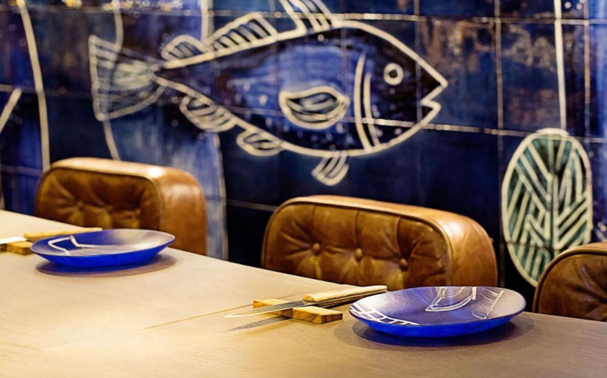 La Barra, el nou restaurant de Carles Abellan