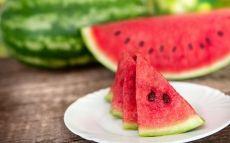 Síndria, una de les fruites més hidratants