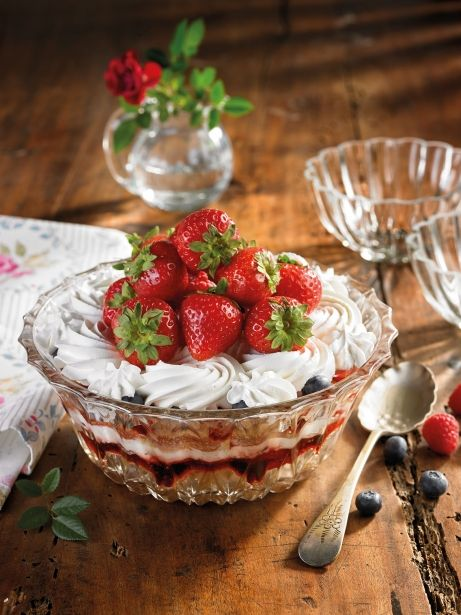 'English Trifle'