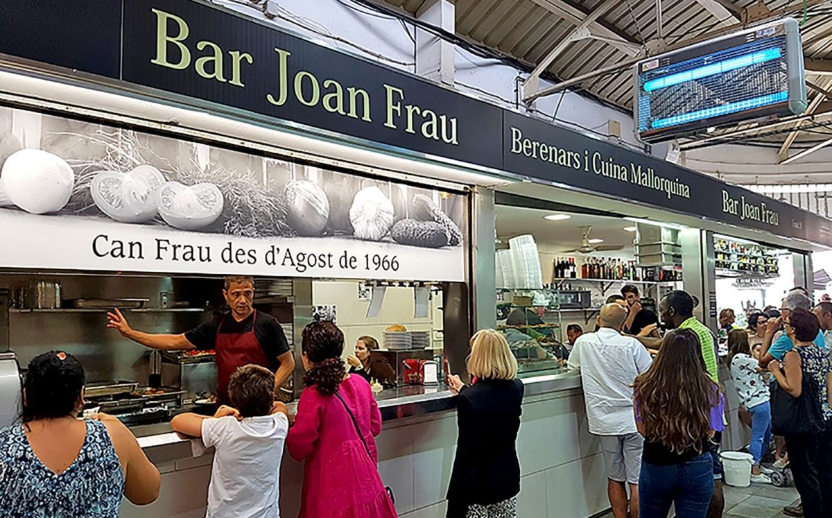 Bar Joan Frau