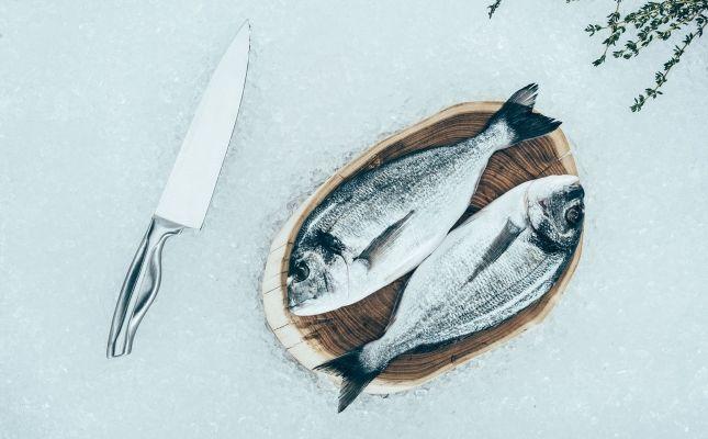 Consells per netejar el peix