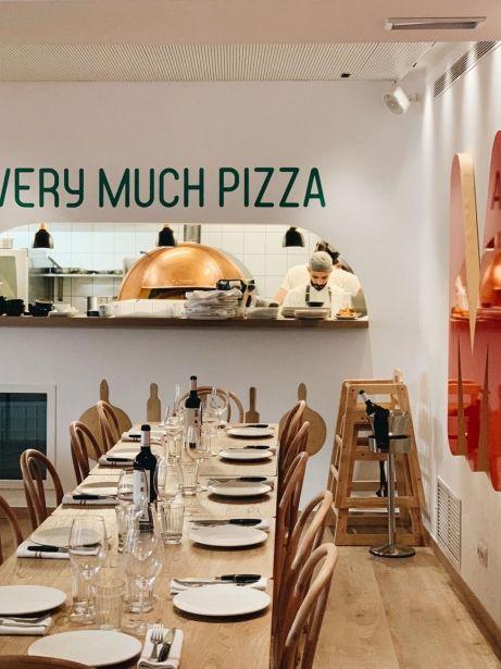 Pizzeria Mucho