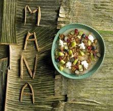 Poke bowl de granola