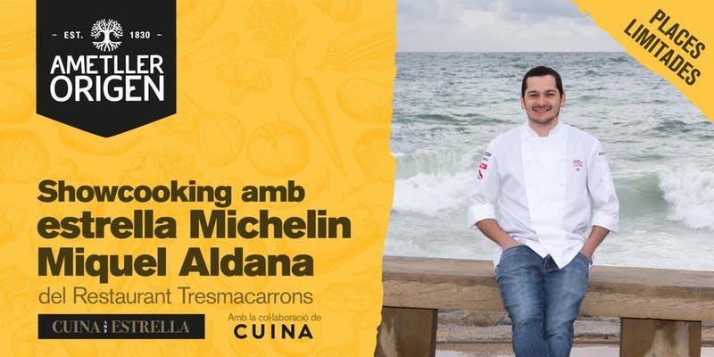 """Miquel Aldana serà el primer """"Cuiner amb Estrella"""""""