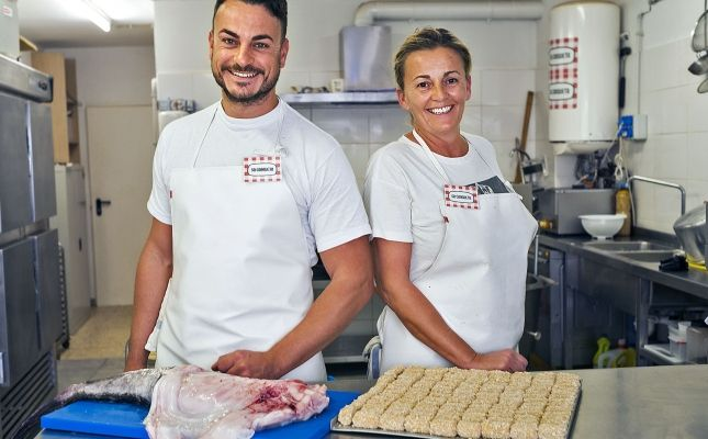 Jordi Gual i Maribel Armenteros