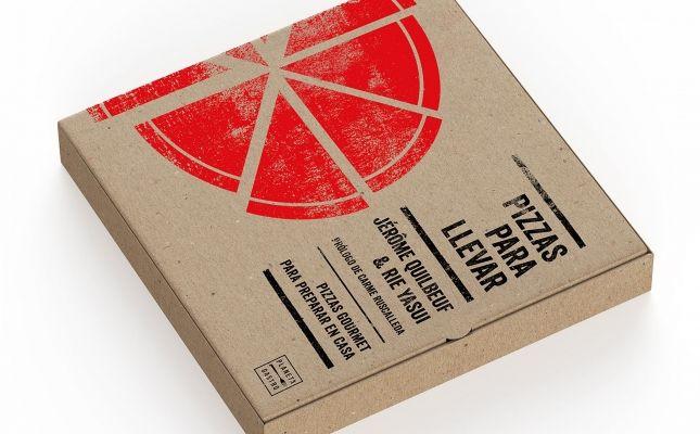 Llibre 'Pizzas para llevar'