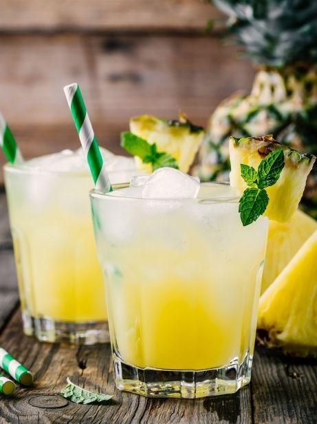 Pineapple Ginger Fever
