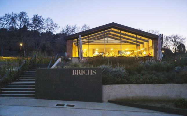 Restaurant Brichs, Falset