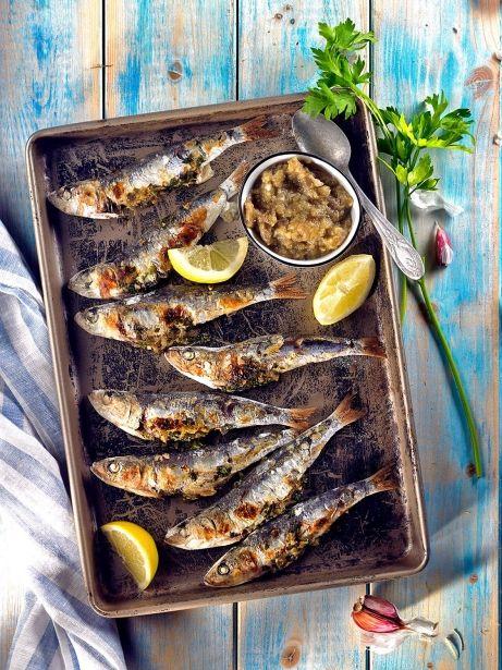 Sardines farcides