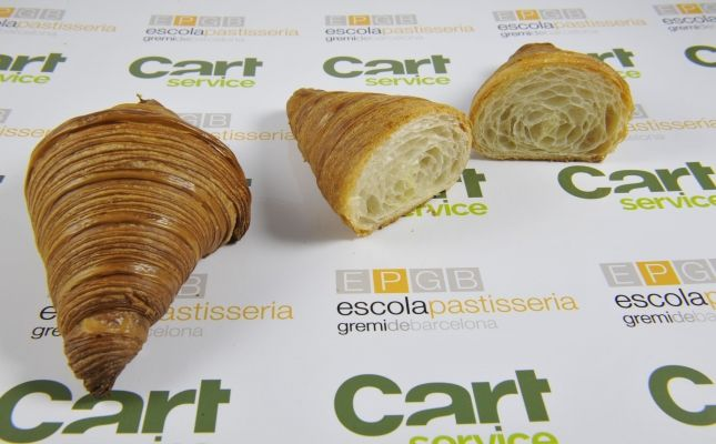 La Pastisseria Brunells fa el millor croissant de mantega