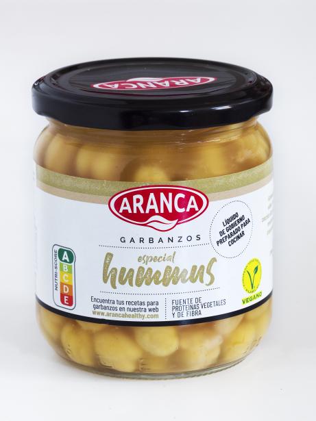 Cigrons per hummus